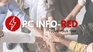 Equipo Pc Info-Red, tu proveedor en informática y electrónica.